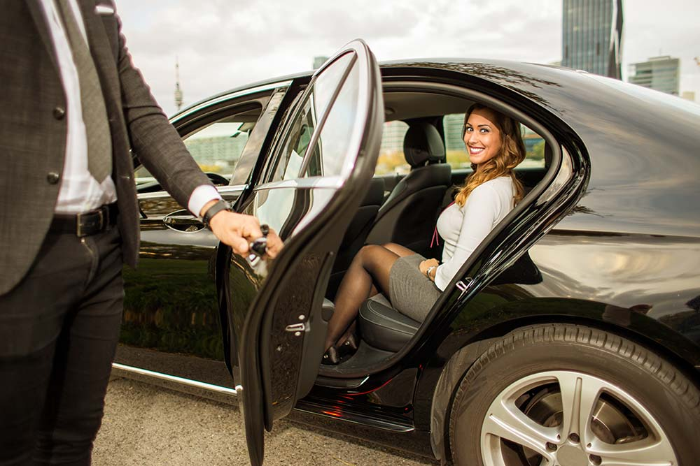 Hire a chauffeur with Bambino and Butler